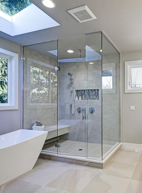 Pose de douche à Saint-Amand-les-Eaux