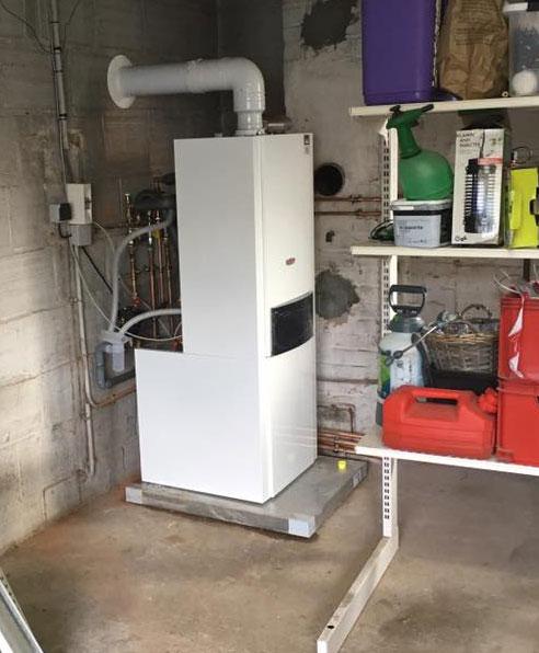 Chaudière fioul à condensation à Saint-Amand-les-Eaux